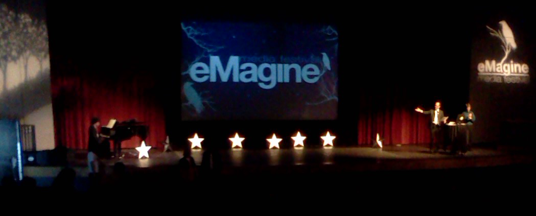 eMagine 2017 Media Festival now open for submissions!