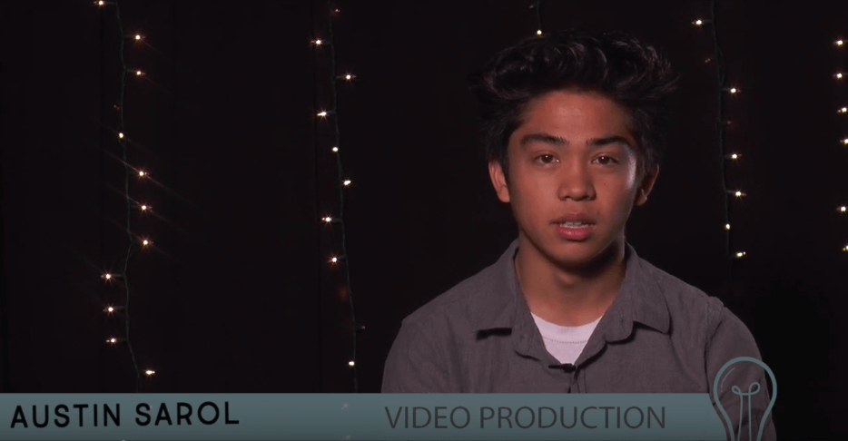 Introducing: Senior Austin Sarol (Video Production)