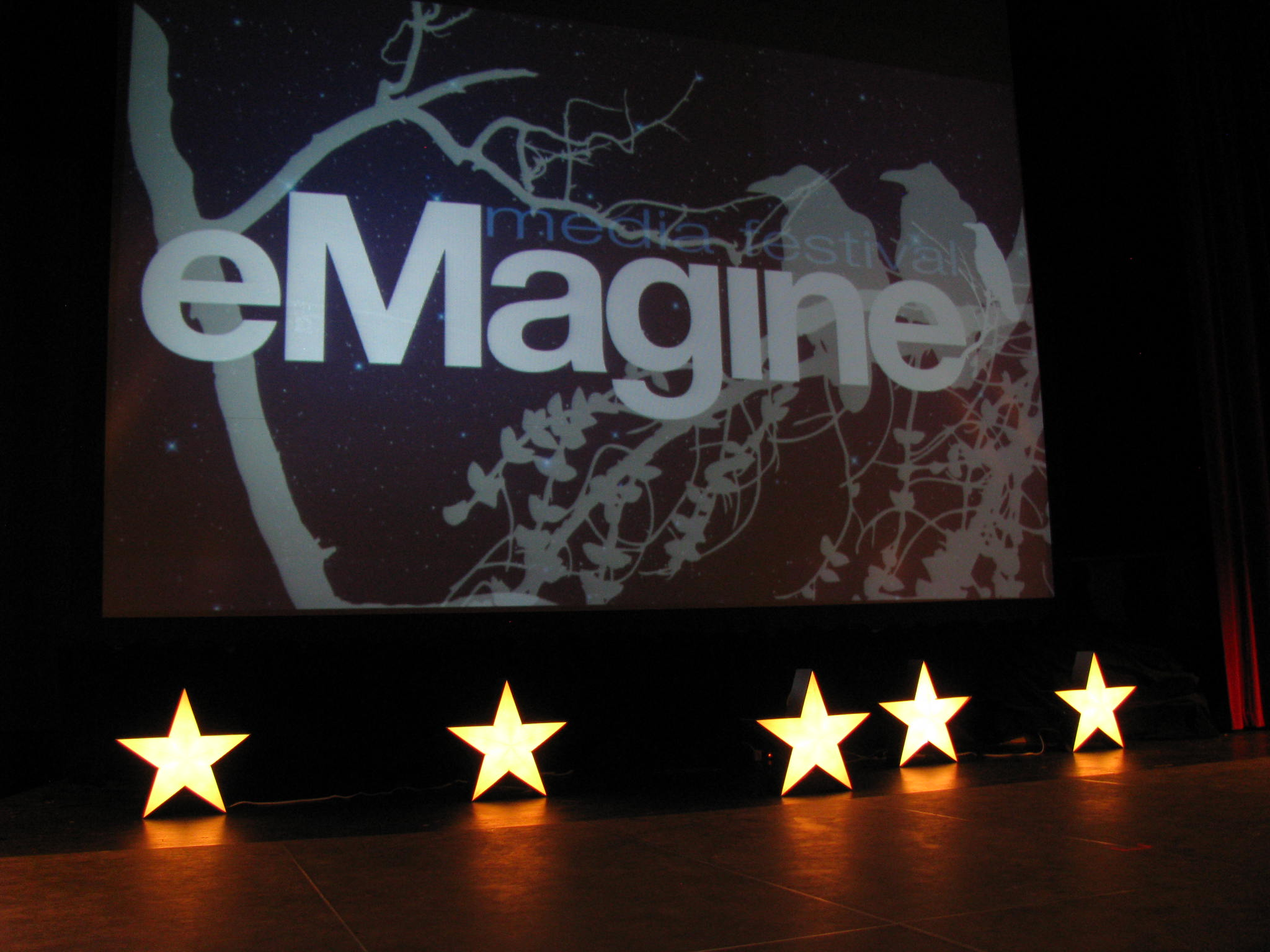 eMagine 2016 entries and winners